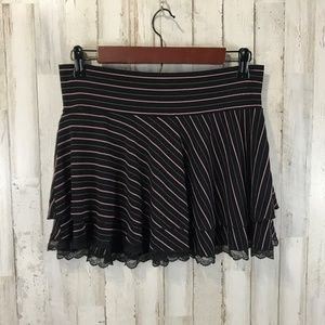 Joe Benbasset Skirt Black /Pink 😉5 for $25!😉
